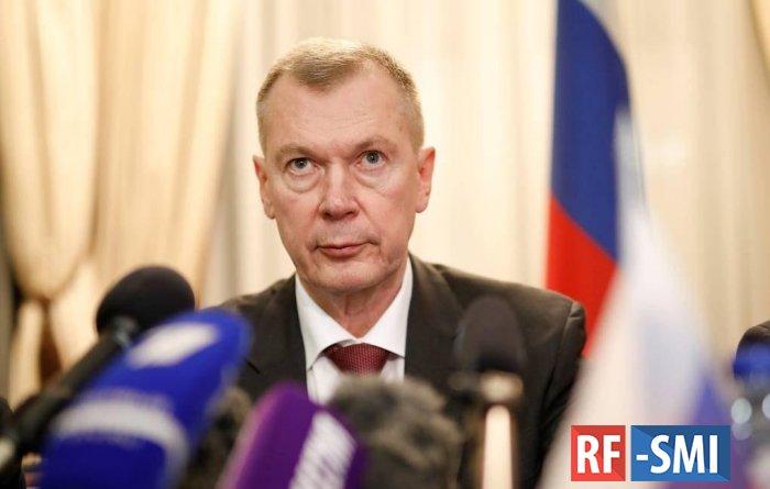 Россия не примет на слово выводы ОЗХО по делу Навального