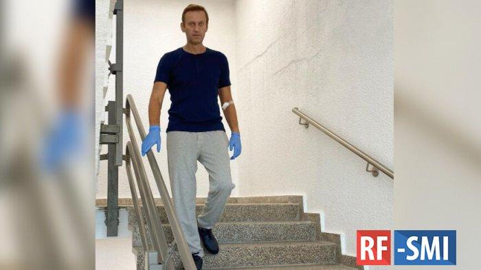 Навального назвали вторым Ющенко с идентичной историей отравления