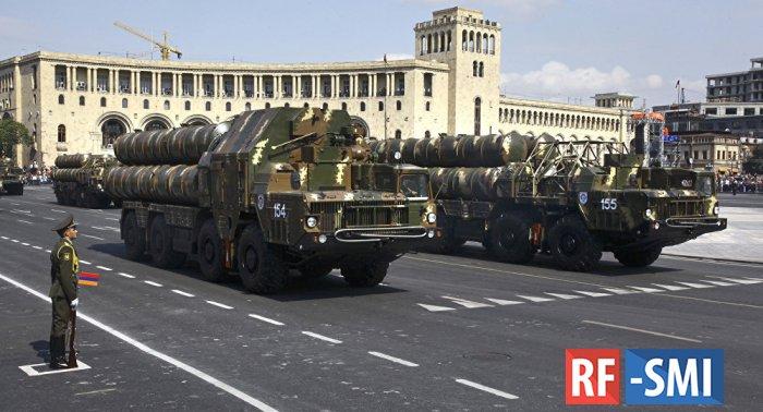 Азербайджан уничтожил армянские С-300 в Карабахе