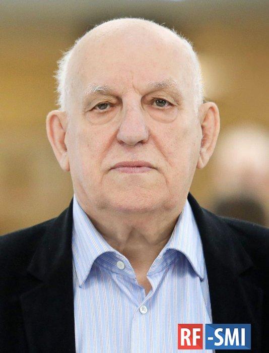 В Москве на 82-м году жизни скончался автор мультика «Фунтик» Валерий Шульжик.