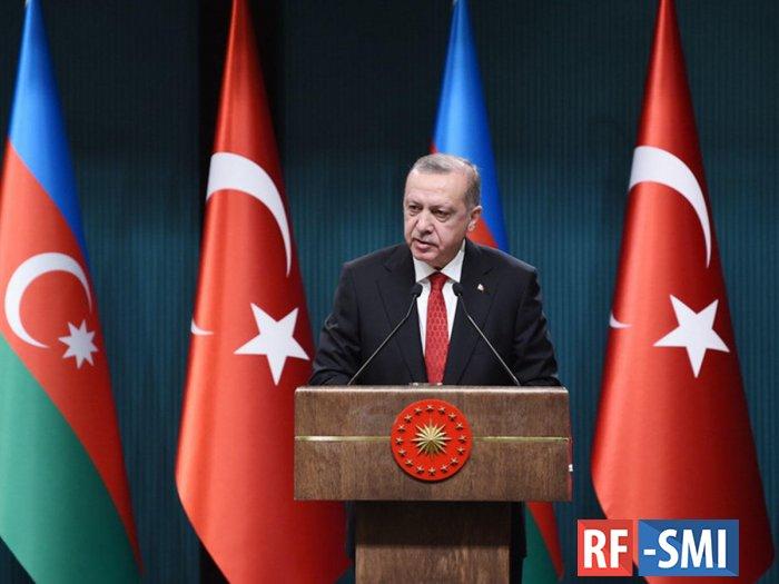 Мечтая о возрождении Османской империи, Эрдоган отправляет в Азербайджан сирийских наёмников