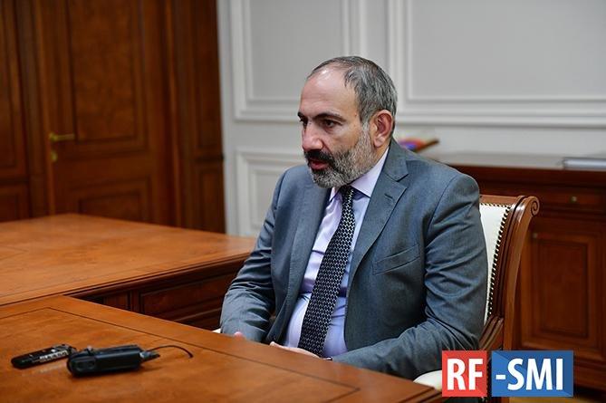 Пашинян протянул руку мира Азербайджану