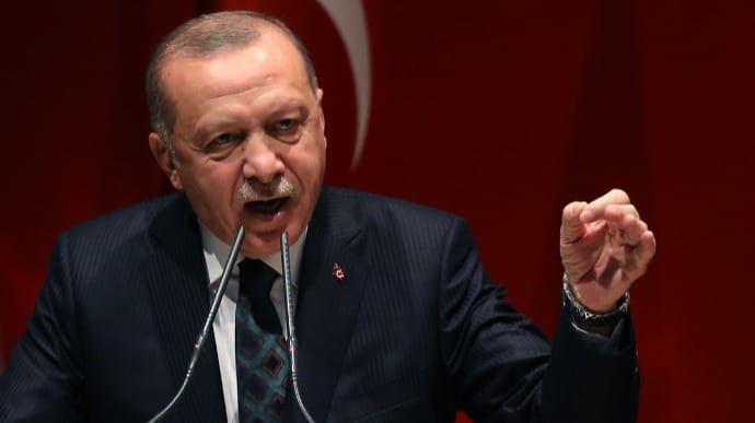 Эрдоган выступил за выполнение Минских соглашений