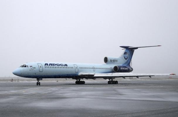 Герой России назвал Ту-154 великолепным самолётом