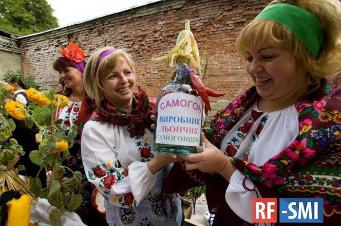 Нардепы предлагают легализовать самогоноварение в Украине