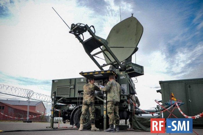 В Литве начал работу немецкий центр контроля за воздушным пространством