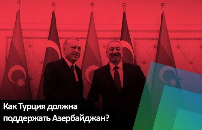 Как Турция должна поддержать Азербайджан? Опрос из Стамбула