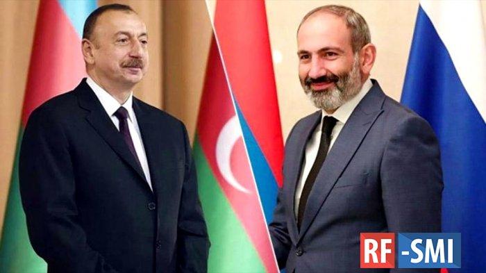 Карабахский конфликт. Последнее к этому часу