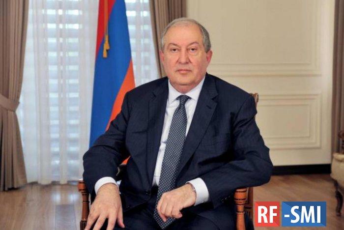 Президент Армении заявил о политическом нейтралитете