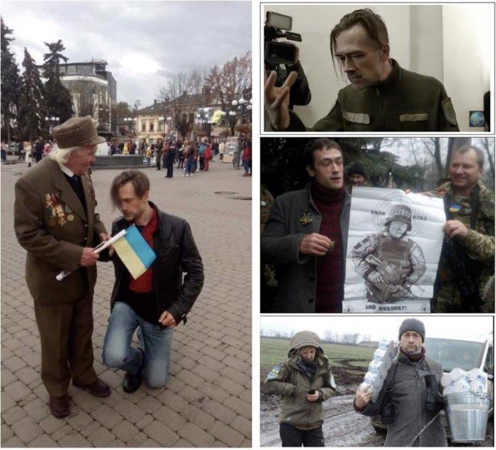 Венец карьеры бывшего российского актера Анатолия Пашинина