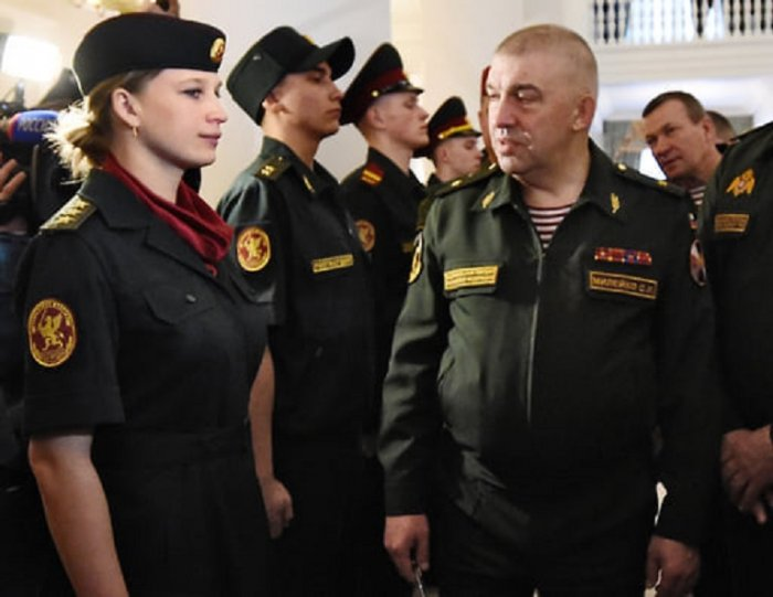 Задержан бывший замдиректора Росгвардии Сергей Милейко