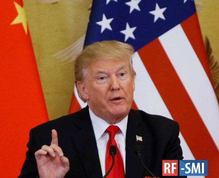 Трамп в очередной раз пригрозил Китаю