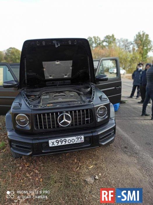 В Воронежской области гайцы выловили гелик с крупной суммой наличных