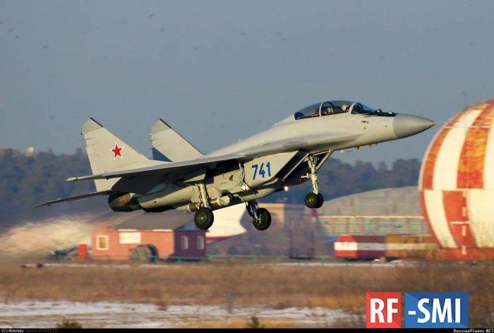 Алжир получил первую партию российских истребителей МиГ-29М/М2