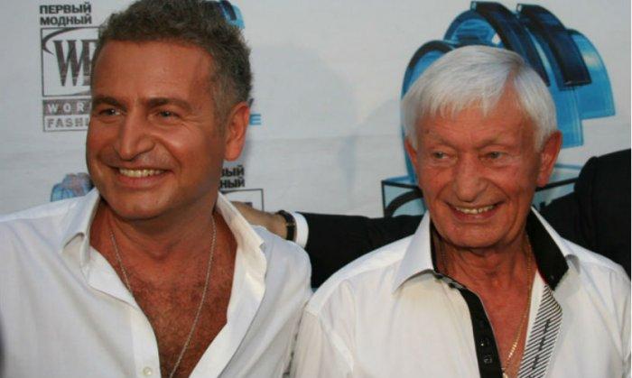 Отец Леонида Агутина госпитализирован в тяжёлом состоянии.
