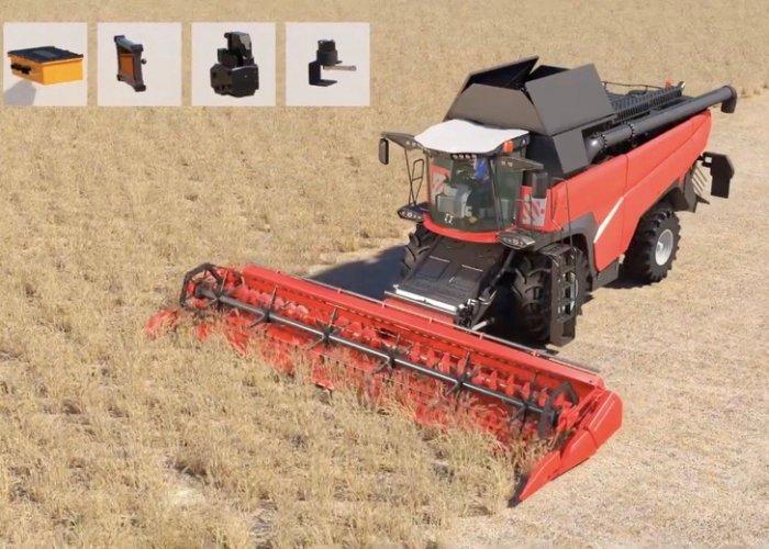 Российская беспилотная сельхозтехника признана лучшей в мире