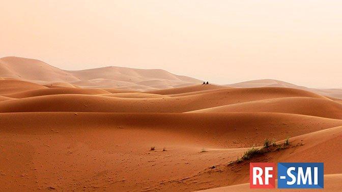 Климатологи считают, что Восточная Азия необратимо превращается в пустыню