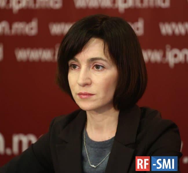 «Серьезная ошибка» – Додон  прокомментировал слова Санду про статус Крыма