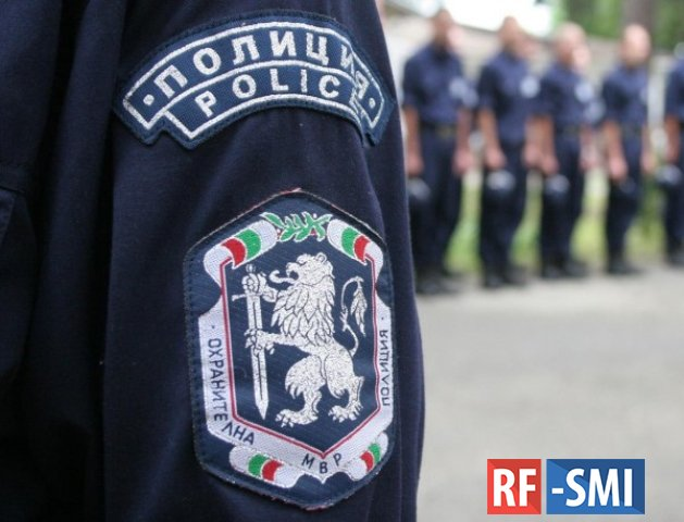 Болгарские правоохранители провели акцию за увеличение зарплат