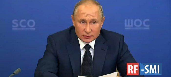 Путин высказался о признании независимости Карабаха: