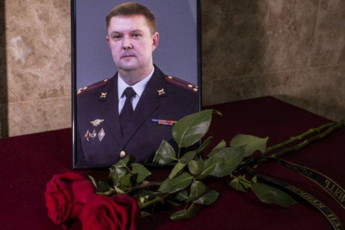 Скончался главный финансист ГУ МВД по Волгоградской области