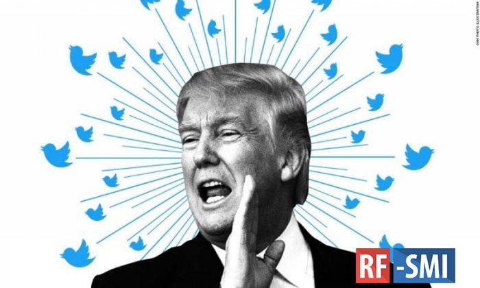 Открыто воюя с Трампом, Twitter борется за своё существование