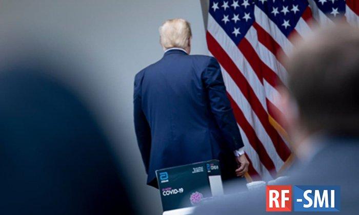 Уходящий Трамп может еще добавить проблем Китаю