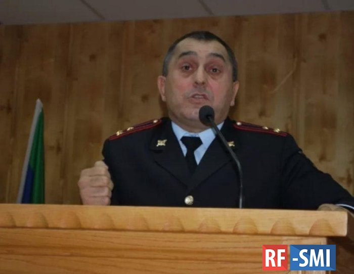 Начальнику ОМВД по Кизлярскому району Дагестана Гази Исаеву предъявили терроризм