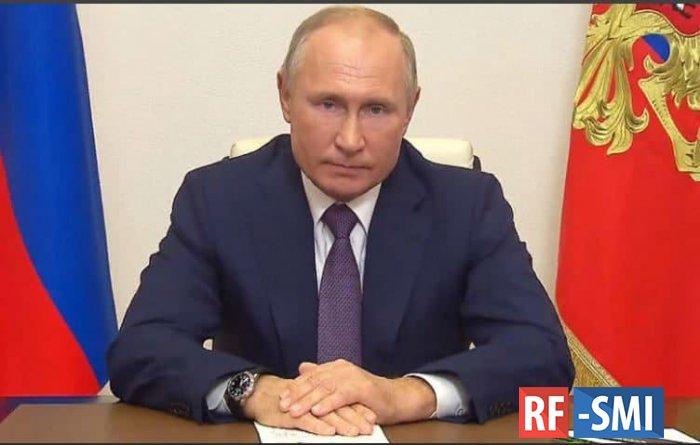 Нужно дождаться юридического подтверждения – Путин рассказал, когда поздравит избранного президента США
