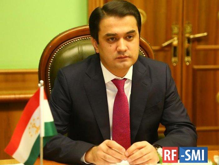 Председатель парламента Таджикистана прибыл с официальным визитом в Москву