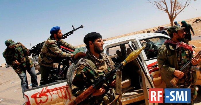 Террористы выходят из-под контроля: группировка, ответственная за похищение Шугалея, попёрла против ПНС Ливии