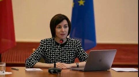 """Санду прокомментировала регистрацию в Молдове """"Спутника V"""""""