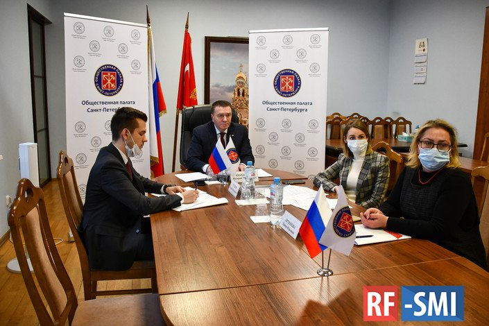 В Общественной палате Петербурга обсудили проблему ликвидации свалок