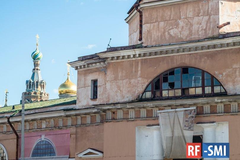 По мнению Беглова, в Петербурге лучшая в стране система охраны памятников