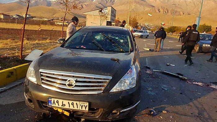 В Иране заявили, что установили организатора убийства физика-ядерщика