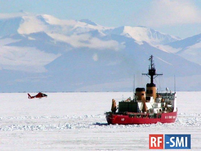 В Вашингтоне хотят увеличить присутствие ВМС США в Арктике