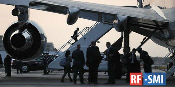 Спецрейс с депортируемыми россиянами покинул США