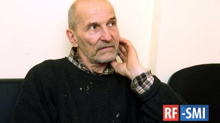 Музыканта и актера Петра Мамонова не пустили на Украину