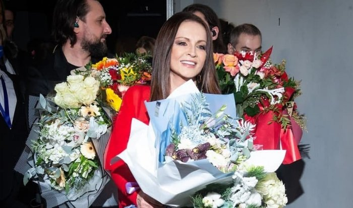 София Ротару таки выступила на концерте в России