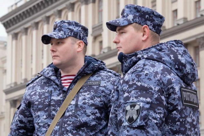 Росгвардия за год потратила 2 млрд рублей на технику и спецсредства