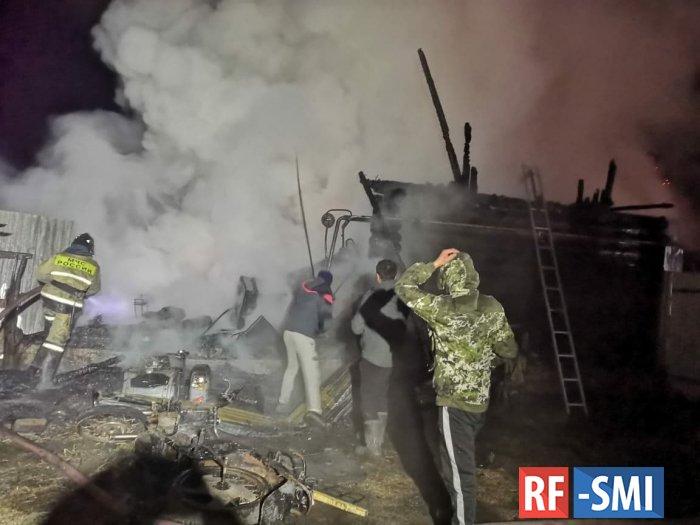Число погибших при пожарах в больницах в РФ в 2020 году выросло