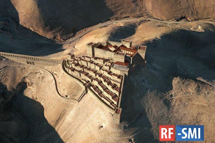 В Иордании найден тронный зал царя Ирода, где танцевала Саломея