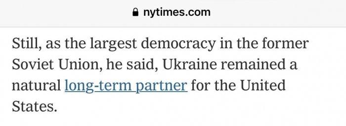 Владимир Зеленский возомнил свою страну крупнейшей демократией