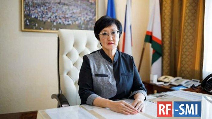 Мэр Якутска Сардана Авксентьева объявила об уходе с поста