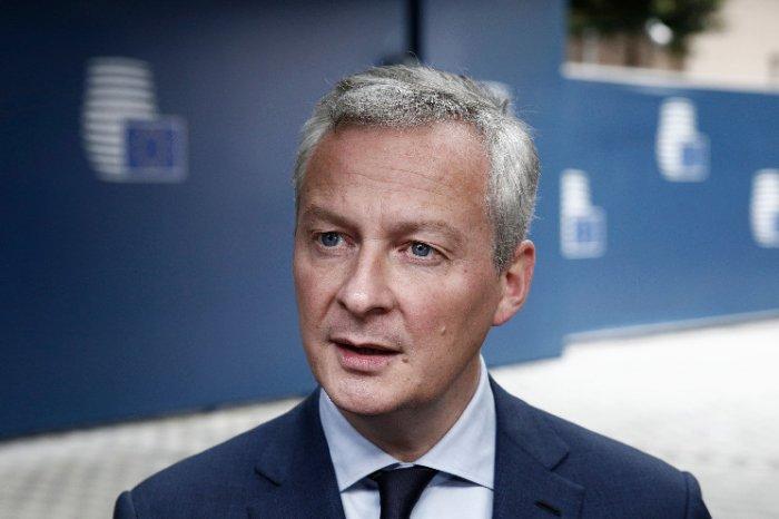 Глава Минфина Франции раскритиковал решение Twitter по Трампу