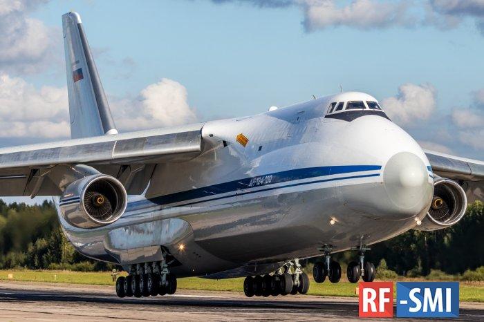 Россия впервые подняла в небо шесть сверхтяжёлых самолётов