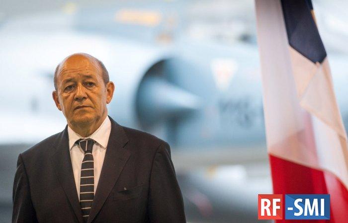 Франция выступает против блоковой политики в отношениях с Китаем