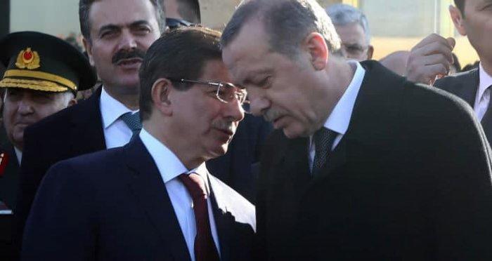 Ахмет Давутоглу. Эрдогана устранит его же команда?