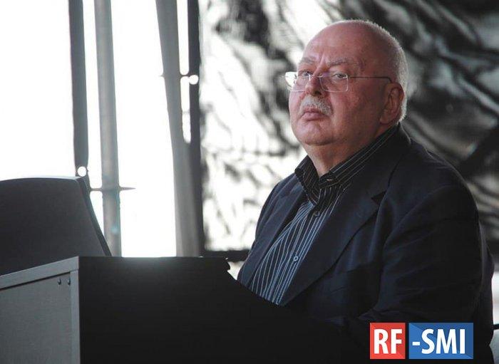 От коронавируса умер Алексей Евсюков, аккомпаниатор Иосифа Кобзона