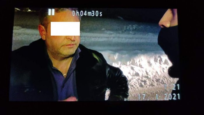 В Кирове уволен майор полиции за пьяное вождение
